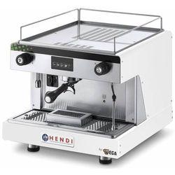 Hendi Ekspres kolbowy do kawy 1-grupowy Top Line by Wega | elektroniczny | biały | 2,9 kW - kod Product ID