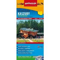 Mapy i atlasy turystyczne, Mapa atrakcji tur. - Kaszuby w.niemiecka 1:100 000 - Praca zbiorowa (opr. miękka)