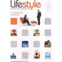 Książki do nauki języka, Lifestyle Pre-Intermediate Podręcznik (opr. miękka)
