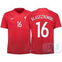 Piłka nożna, RPOL16p16: Polska - koszulka Nike