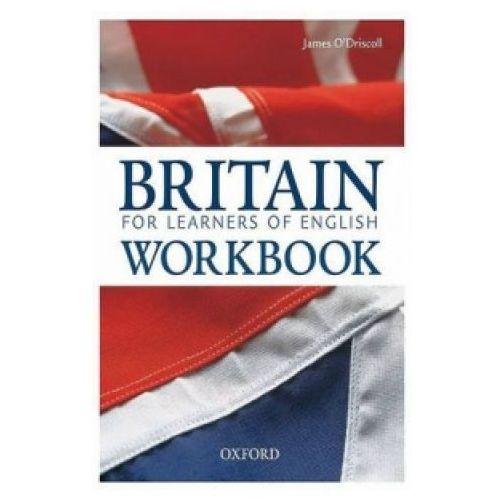 Książki do nauki języka, Britain For Learners Of English Second Edition. Student Book And Workbook Pack (opr. miękka)