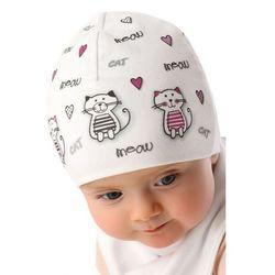 Czapka niemowlęca 5X34AR Oferta ważna tylko do 2019-07-30