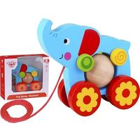 Pozostałe zabawki, Słoń z kulką do ciągnięcia
