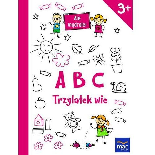 Książki dla dzieci, ABC. Trzylatek wie (opr. miękka)