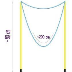 TUBAN Sznurek do wielkic h baniek 50 cm