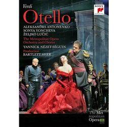 Verdi: Otello (DVD) - Antonenko Aleksandr, Yoncheva Sonya