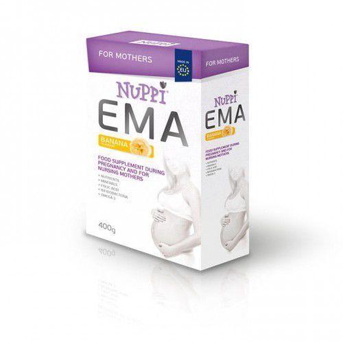 Suplementy ciążowe, Nuppi Ema - suplement dla kobiet w ciąży i karmiących mam.