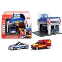 Garaże dla dzieci, Baza SOS Rescue z 2 pojazdami