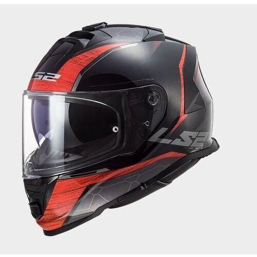Kaski motocyklowe, KASK LS2 FF800 STORM CLASSY RED