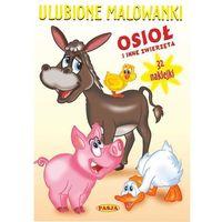 Kolorowanki, Ulubione malowanki Osioł i inne zwierzęta - Ernest Błędowski