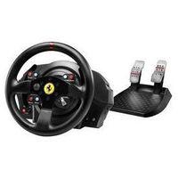 Kierownice do gier, Kierownica Thrustmaster T300 RS FERRARI GTE dla PS3, PS4 i PC (4160609) Czarny
