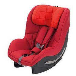 Fotelik samochodowy AeroFix 0-17,5kg + Baza Isofix Avionaut (red)