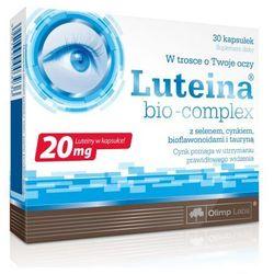 Olimp Luteina Bio-Complex 20mg (selen, cynk, tauryna) 30 kaps.