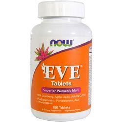 NOW FOODS Eve Multi-Witamina dla kobiet - 180 tabletek