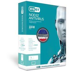 ESET NOD32 Antivirus 1 user, 24 m-cy, BOX