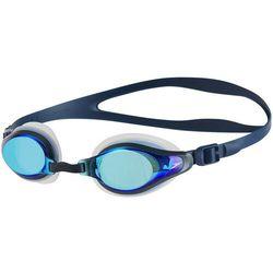 speedo Mariner Supreme Mirror Okulary pływackie niebieski 2018 Okulary do pływania