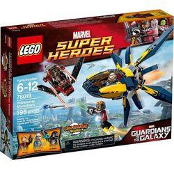 Lego SUPER HEROES Marvel kosmiczny starblaster 76019