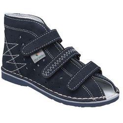 Kapcie profilaktyczne buty DANIELKI T105 T115 Granat - Granatowy ||Multikolor