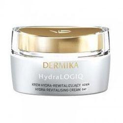 Dermika HydraLOGIQ, hydra-rewitalizujący krem na dzień 30+, cera sucha i normalna, 50ml