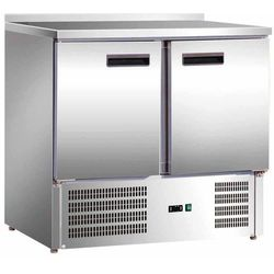 Stół chłodniczy 2-drzwiowy, 900x700x880 mm, 257 l | STALGAST, 842029