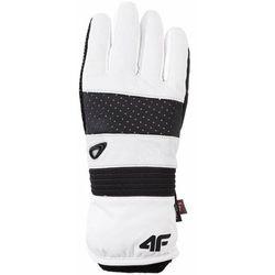Rękawice narciarskie damskie RED150Z - biały