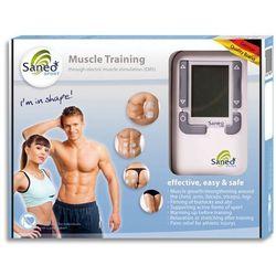 Elektrostymulator mięśniowy i przeciwbólowy SaneoSPORT (EMS+TENS)