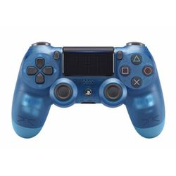 SONY kontroler PS4 DualShock 4 V2, przezroczysty niebieski - BEZPŁATNY ODBIÓR: WROCŁAW!