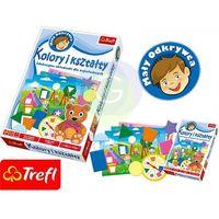 Gry dla dzieci, TREFL Gra Kolory i Kształty