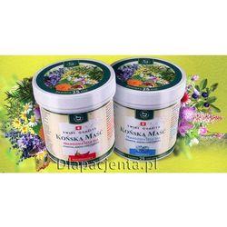 Herbamedicus Końska maść - chłodząca - redukuje uczucie obolałych mięśni - 250g