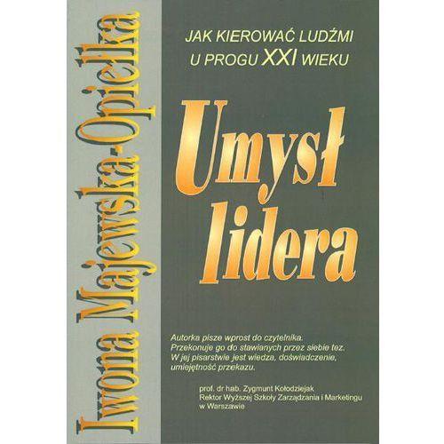 Biblioteka biznesu, Umysł lidera + zakładka do książki GRATIS (opr. miękka)