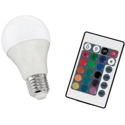 ściemnialna RGB LED žarówka A60 E27/7,5W/230V - Eglo 10899