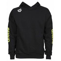 Arena bluza unisex te hooded sweat, kolor: black, rozmiar: s