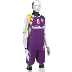 Strój do koszykówki Colo DODGE Numerki i nadruki Gratis