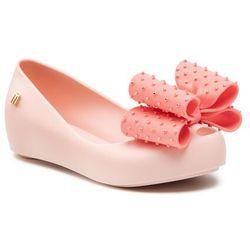 Baleriny MELISSA - Mini Melissa Ultragirl Sweet V 33357 Pink 51575