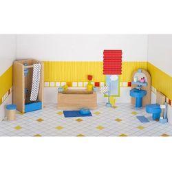 Łazienka do domu dla lalek