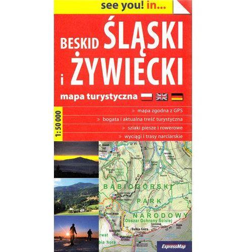 Przewodniki turystyczne, See you in...Beskid Śląski i Żywiecki 1:50 000 (opr. miękka)