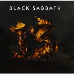 BLACK SABBATH - 13 Universal Music 0602537349579