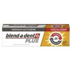 Blend-a-dent PLUS Super MOCNY klej do protez 40g
