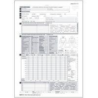 Pozostałe artykuły medyczne, Karta medyczna lotniczego zespołu ratownictwa medycznego / LZRM - zał nr 5 [Mz/Pr-5]