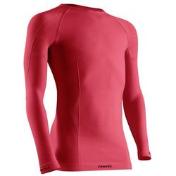 Koszulka Junior z długim rękawem Tervel Comfortline 115-130 COM 5001 - red