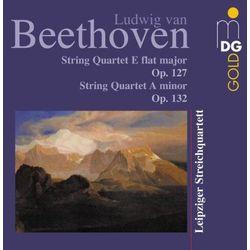 Leipziger Streichquartett - Beethoven: String..
