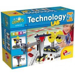 Liscianigiochi I'm genius Technology Lab Koparki i place budowy