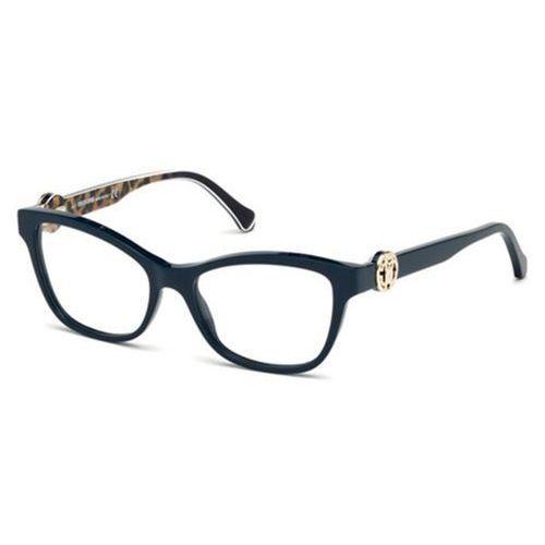 Okulary korekcyjne, Okulary Korekcyjne Roberto Cavalli RC 5048 FILATTIERA 090