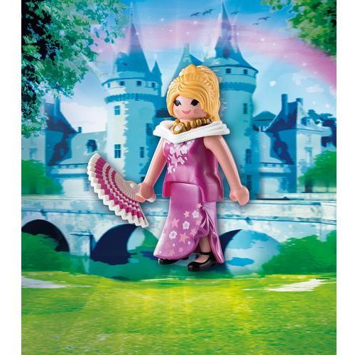 Klocki dla dzieci, Playmobil PLAYMO-FRIENDS Dama dworu 9072