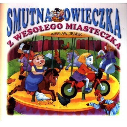 Książki dla dzieci, Smutna owieczka z wesołego miasteczka (opr. broszurowa)