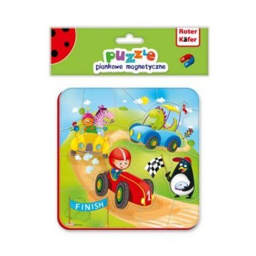 Puzzle, Puzzle Piankowe Magnetyczne Wyścig Rk5010-02