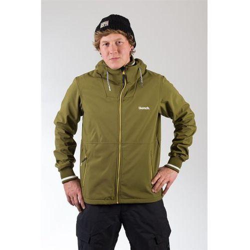 Odzież do sportów zimowych, kurtka BENCH - Opendraw Dark Khaki (KH055)