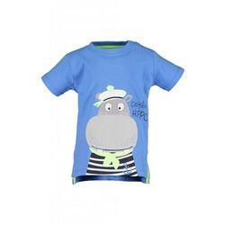 Koszulka chłopięca niebieska 5I40BU Oferta ważna tylko do 2031-06-11