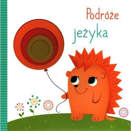 Książki dla dzieci, Podróże jeżyka (opr. kartonowa)