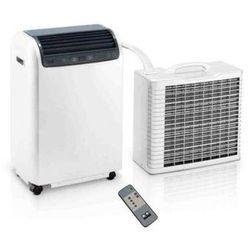 Klimatyzator przenośny Remko RKL 491 - kolor biały - wydajność do 45 m2